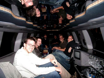 limo bachelor party ottawa